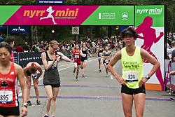 NYRR Mini 10K road race (40th year)