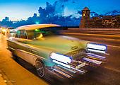 Cuba, Topside