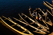 Pedras de Maria da Cruz_MG, Brasil...Rio Sao Francisco, o rio da integracao nacional. ..The Sao Francisco river, It is an important river for Brazil, called the river of national integration. ..Foto: LEO DRUMOND / NITRO