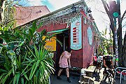 Flora Cafe, Faubourg Marigny, New Orleans, Louisiana, USA