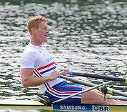 Reading, Great Britain,  GBR M2X. Marcus BATEMAN.  2011 GBRowing World Rowing Championship, Team Announcement.  GB Rowing  Caversham Training Centre.  Tuesday  19/07/2011  [Mandatory Credit. Peter Spurrier/Intersport Images]