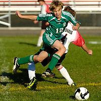 9.10.08 Columbia at Brookside Boys Varsity Soccer