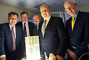 11/07/2017  REPRO FREE:   Dr Rick officer VP for research GMIT , Dr. Eugene McCarthy MET Technology Manager GMIT, Mr George McCourt Head of innovation GMIT ,Minister of State Pat Breen,  Department of Enterprise and Innovation and Barry Egan Enterprise Ireland. Photo:Andrew Downes, xposure .