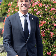 NLD/Terneuzen/20190831 - Start viering 75 jaar vrijheid, Minister President Mark Rutte