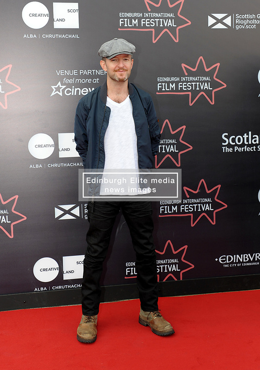 Edinburgh International Film Festival, Tuesday, 26th June 2018<br /> <br /> IN DARKNESS (EUROPEAN PREMIERE)<br /> <br /> Pictured:  Director Anthony Byrne <br /> (c) Aimee Todd | Edinburgh Elite media