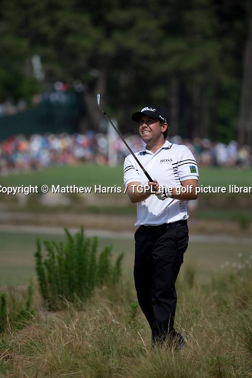 Erik COMPTON (USA) during second round US Open Championship 2014,Pinehurst No 2,Pinehurst,North Carolina,USA.