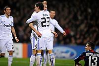 FOOTBALL - CHAMPIONS LEAGUE 2010/2011 - 1/8 FINAL - 1ST LEG - OLYMPIQUE LYONNAIS v REAL MADRID - 22/02/2011 - PHOTO GUY JEFFROY / DPPI - JOY REAL