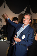 PHILIP MOULD, The LAPADA Art & Antiques Fair - private view, Berkeley Sq. London. 12  September 2016