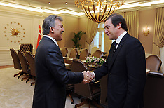 DEC 18 2012 Turkish President with Portugal's Prime Minister