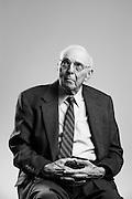 Herman Bodenheimer<br /> Army Air Corps<br /> E-5<br /> Supply Sergeant<br /> Nov. 1942 - Oct. 1945<br /> WWII (European Theater)<br /> <br /> Veterans Portrait Project<br /> Alpharetta, GA