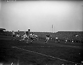 1959 - F.A.I. Cup Final replay: St Patricks Athletic v Waterford at Dalymount Park