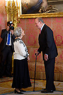 042214 Spanish Royals Host 'Cervantes Awards 2014' Lunch in Madrid
