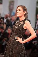 Eleonora Carisi at the gala screening for the film Spotlight at the 72nd Venice Film Festival, Thursday September 3rd 2015, Venice Lido, Italy.