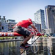 © Maria Muina I MAPFRE. MAPFRE in Melbourne. El MAPFRE en Melbourne.