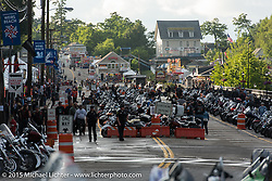 Weirs Beach during Laconia Motorcycle Week. Laconia, NH, USA. June 16, 2015.  Photography ©2015 Michael Lichter.