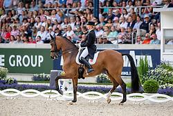 VON BREDOW-WERNDL Jessica (GER), Zaire-E <br /> Aachen - CHIO 2019<br /> Lindt-Preis<br /> Grand Prix Spécial CDI4*<br /> 19. Juli 2019<br /> © www.sportfotos-lafrentz.de/Stefan Lafrentz