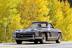 097- 1957 Mercedes Benz 300SL Rdstr