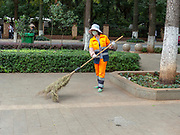 Kunming is the capital and largest city of Yunnan province in southwest China. Urban Park