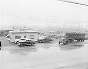 Y-550420A-09 Reimann & McKenney, drum plant, 3000 NW St. Helens Rd, April 20, 1955