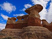 Southern Utah, National Parks and Monument Devil's Garden, Escalante National Monument