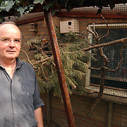 Arie Visser Zeisweg 5 Huizen voor zijn voliere