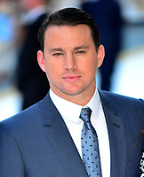 Channing Tatum   at the  'Magic Mike XXL' European Premiere at Vue West End in Leicester Square, London, England
