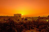 Kasbah Xaluca, Sahara Desert
