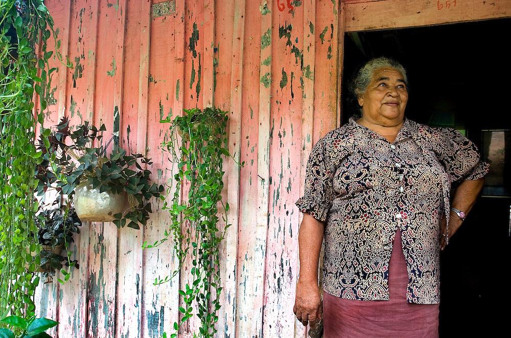 Serra Pelada, 10/11/2006..Retratos de ex garimpeiros da Serra Pelada...Foto: Bruno Magalhaes / Agencia Nitro