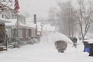 2011 - Winter weather in Dayton, Ohio