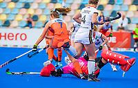MONCHENGLADBACH  -  Pro League  Duitsland-Nederland (0-1) dames .   COPYRIGHT KOEN SUYK