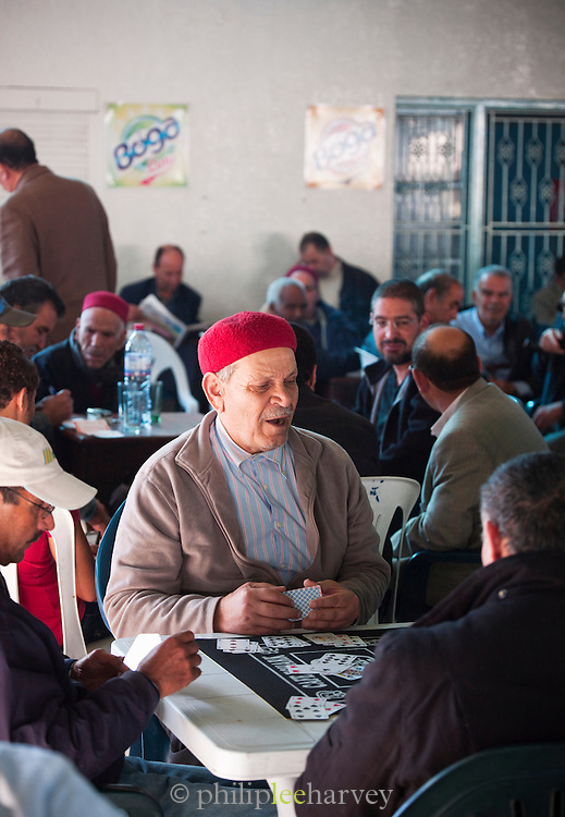 local people in  Mahdia, Tunisia