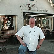 Het Jagershuis Dorpstraat 11 Lage Vuursche ext. + eigenaar