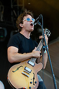 Third Eye Blind performs at Suburbia Fest in Plano, Texas on May 3, 2014.