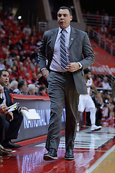 15 March 2017:  Russell Turner during a College NIT (National Invitational Tournament) mens basketball game between the UC Irvine Anteaters and Illinois State Redbirds in  Redbird Arena, Normal IL