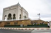 Mausoleum of Hassan II, Rabat Morocco