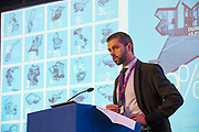 NO FEE PICTURES                                                                                                                                              10/10/19 Sebastien Garnier, Innovation and Project manager, Housing Europe at the Irish Council for Social Housing (ICSH) Biennial Finance and Development Conference 2019 at the Clayton Whites Hotel, Wexford 10-11 October. The two-day conference brings together 300 delegates including active housing associations, currently facing the challenge of growing their housing stock and making it more environmentally sustainable. At the event, stakeholders from the public, not-for-profit and private sectors will discuss how collaboration and innovation can develop the sector's capacity to build more sustainable and climate resilient communities.Picture: Arthur Carron