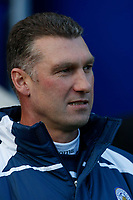 Photo: Steve Bond/Richard Lane Photography. Leicester City v West Bromwich Albion. Coca Cola Championship. 07/11/2009. Nigel Pearson before the game