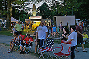 July 4 Independence Day celebrations in West Reading, Pennsylvania.
