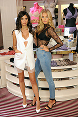 Victoria's Secret Angels In-store Appearance 18 July 2017