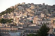 Modica Alta, southeastern Sicily