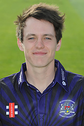 Gloucestershire player, Cameron Herring - Photo mandatory by-line: Dougie Allward/JMP - 07966 386802 - 10/04/2015 - SPORT - CRICKET - Bristol, England - Bristol County Ground - Gloucestershire County Cricket Club Photocall.