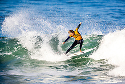 6X World Champion and Jeep Rankings Leader Stephanie Gilmore (AUS) advanced directly to Round 3 of the 2018 Roxy Pro France after winning Heat 3 of Round 1 in Hossegor, France.