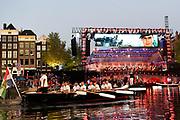 Bevrijdingsconcert - 5 mei-concert op de Amstel, Amsterdam. // Liberation Concert - 5 May concert on the Amstel