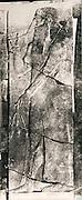 EXCLUSIVE (b/w photo) Relief depicting a genie. Unknown Source. Khorsabad or Nimrud. Lost at Shatt al-Arab in 1855. Picture by Victor Place. Twisted picture...Additional info :..Origine Inconnue. Khorsabard ou Nimroud (?). Perdu Chatt el Arab 1855. Cliché inversé. Cliché V. Place