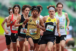 2021 High School Nationals<br /> NSAF Outdoor Track and Field Championship<br /> boys freshman mile heat 1