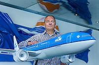 AMSTELVEEN - Directeur KLM Nederland, HARM KREULEN. ANP COPYRIGHT KOEN SUYK