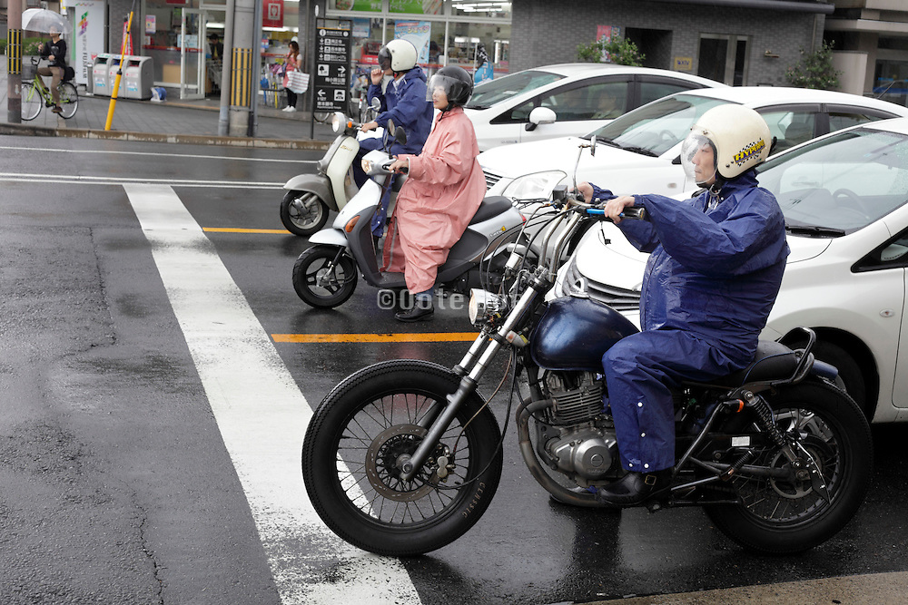 custom made motorcycle and other road traffic
