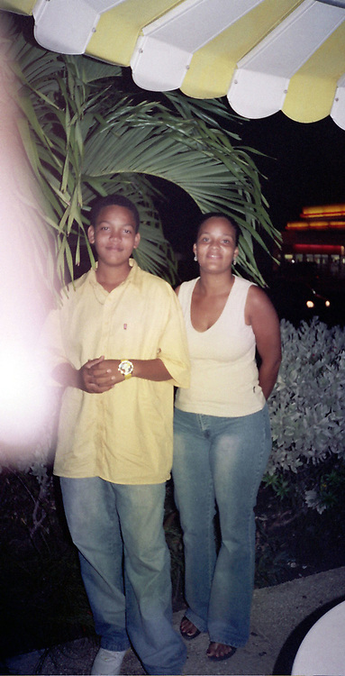 EXCLUSIVE: Childhood pictures of Rihanna growing up with her family in her native Barbados. The singer has two younger brothers from dad Ronald Fenty's 14-year marriage to mum Monica, Rorrey, 28, and Rajad, 22. And three older siblings, each by different mothers. They are Kandy, 39, Samantha, 30, and brother Jamie, 34. Samantha lost contact with dad Ronald when he split with her mother and he moved to Canada, to work as a chef. It was seven years later, after he moved back to Barbados, that she discovered he had married and she had a three-year-old sister, Robyn Fenty, who later become global superstar Rihanna. *Pictures taken on various different dates. 21 Nov 2018 Pictured: Kandy. Photo credit: MEGA TheMegaAgency.com +1 888 505 6342