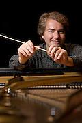 Eugene O. Albulescu, conducts Lehigh Philharmonic