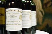 Chateau Cheval Blanc 1989, Saint Emilion. Bordeaux, France